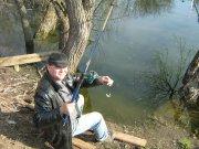 рыбалка в щербанях