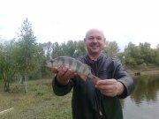 клев рыбы в ружине