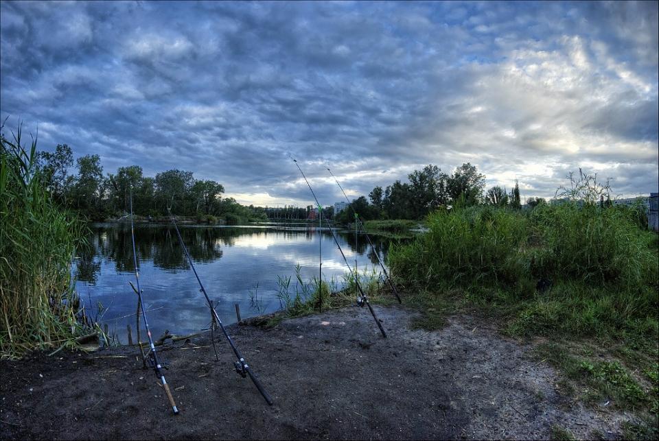 клев рыбы новомосковск днепропетровская
