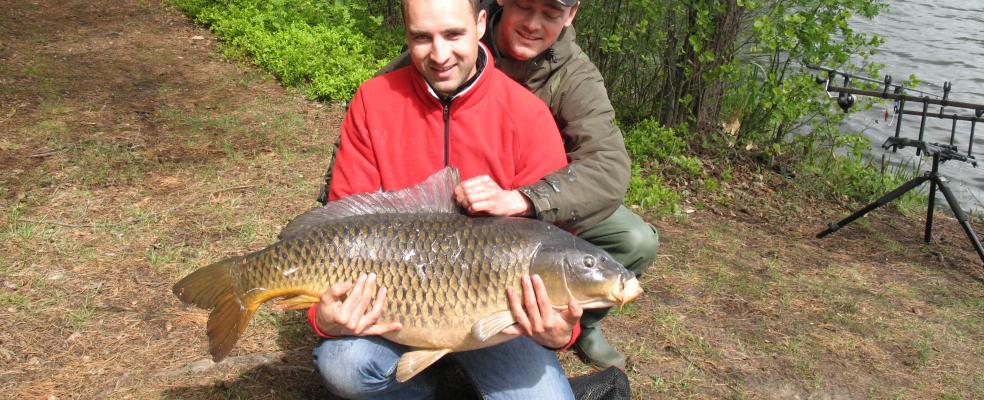 дикая рыбалка в украине